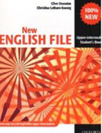 New English File Upper intermediate course
